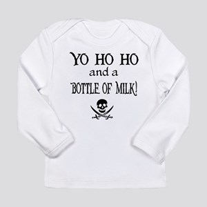 Yo Ho Ho Long Sleeve Infant T-Shirt