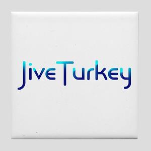 Jive Turkey Tile Coaster