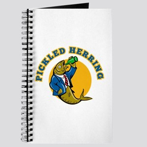 Pickled Herring Journal