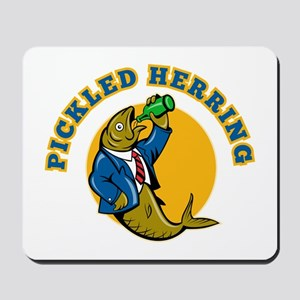 Pickled Herring Mousepad