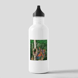 Cairn Terrier Robin Ho Stainless Water Bottle 1.0L