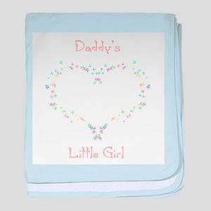 Daddy's Girl Forever Infant Blanket