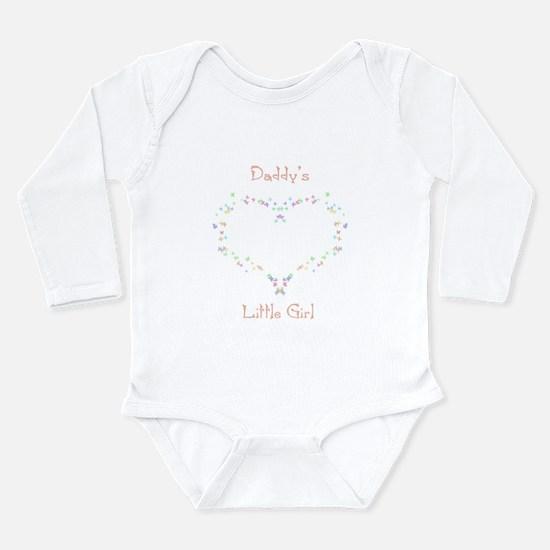 Daddy's Girl Forever Long Sleeve Infant Bodysuit