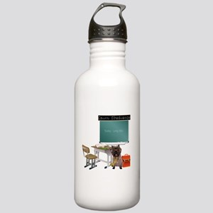 Cairn Terrier Obedience Stainless Water Bottle 1.0