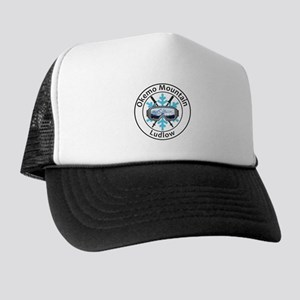 Okemo Mountain - Ludlow - Vermont Trucker Hat