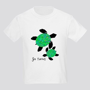 Sea Turtles Kids T-Shirt
