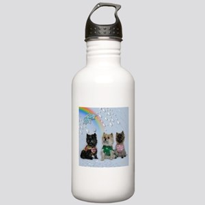 Cairn Terriers in the Stainless Water Bottle 1.0L