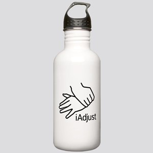 iAdjust - Chiro Hands Stainless Water Bottle 1.0L