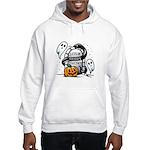 Creepy Hooded Sweatshirt