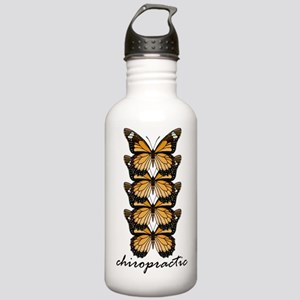 Chiro Butterflies Stainless Water Bottle 1.0L