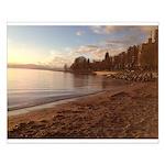 English Bay, Vancouver BC Small Poster
