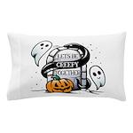 Creepy Pillow Case