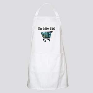 How I Roll (Shopping Cart) Apron