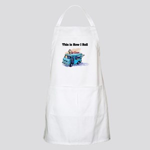 How I Roll (Ice Cream Truck) Apron