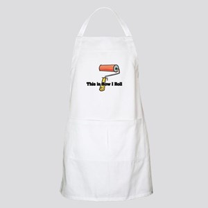 How I Roll (Paint Roller) Apron