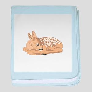 Fawn (Baby Deer) Infant Blanket