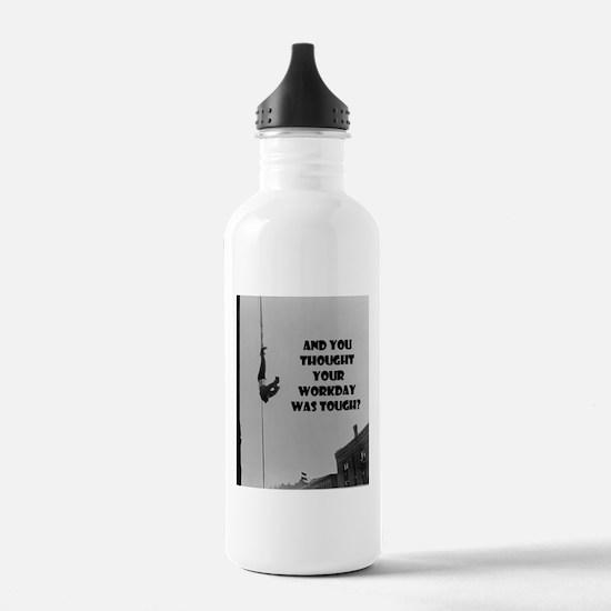 Cute Harry houdini Water Bottle