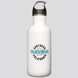 Palm Springs California Stainless Water Bottle 1.0