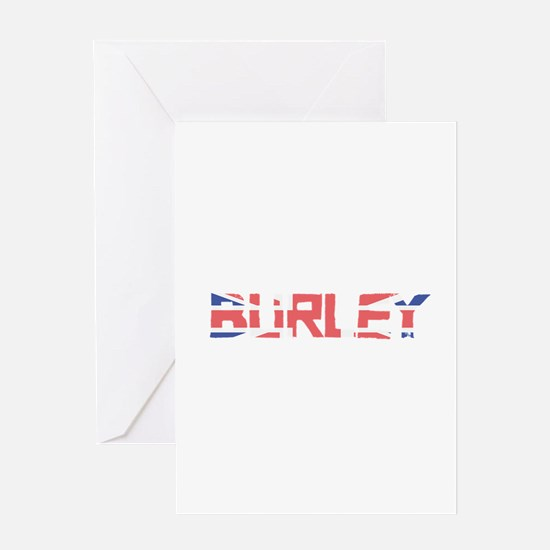 Burley Greeting Cards