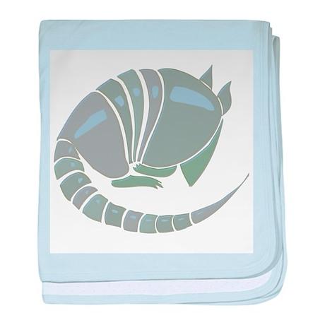 Armadillo Infant Blanket