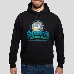 Sharky's Seaside Bar Hoodie (dark)