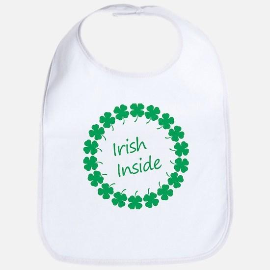 Irish Inside Belly Bib