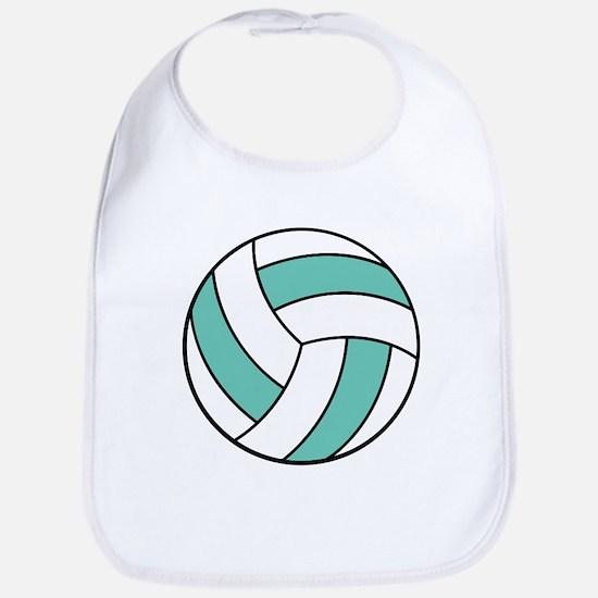 Funny Volleyball Belly Bib