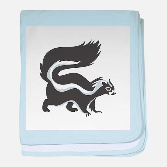 Skunk Infant Blanket