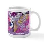 Violet Flame Reiki Elixir Mug