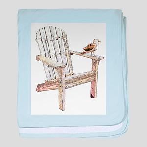 Adirondack Chair Infant Blanket