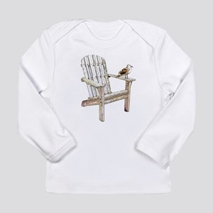 Adirondack Chair Long Sleeve Infant T-Shirt