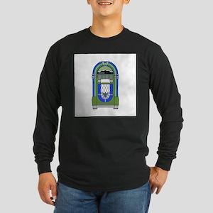 Juke Box Long Sleeve Dark T-Shirt