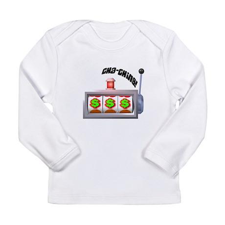 Cha-Ching! Slots! Long Sleeve Infant T-Shirt