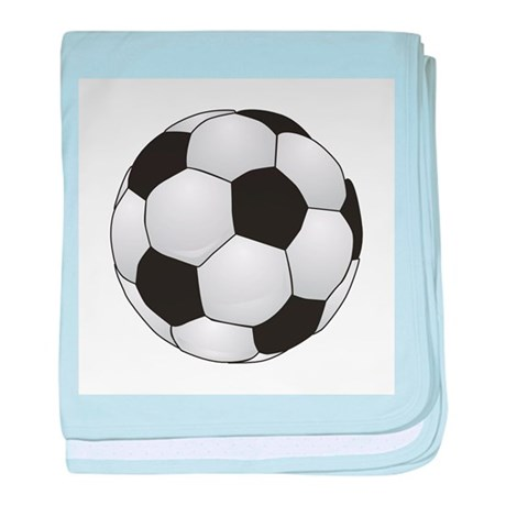 Soccerball II Infant Blanket