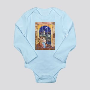 The Tower Long Sleeve Infant Bodysuit