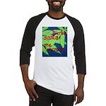 crazy cock t-shirt Baseball Jersey