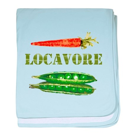 Locavore 2 Infant Blanket