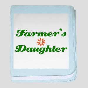 Farmer's Daughter Infant Blanket
