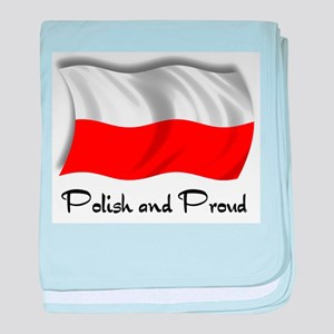 Polish and Proud Infant Blanket