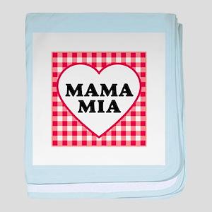Mama Mia Infant Blanket