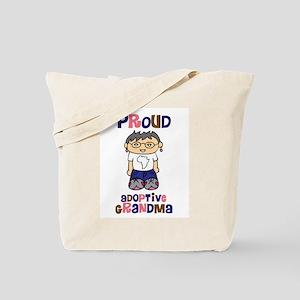 Africa Proud Adoptive Grandma Tote Bag