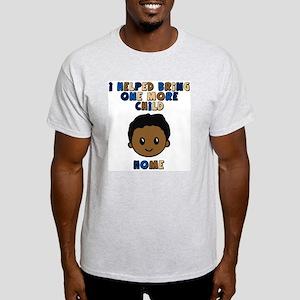 African Boy I Helped Bring One More Child Home Lig