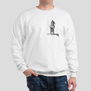 Charging horse Sweatshirt