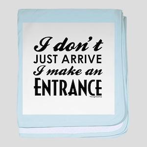 Entrance Infant Blanket