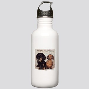Valuable Pet Lesson #4 Stainless Water Bottle 1.0L