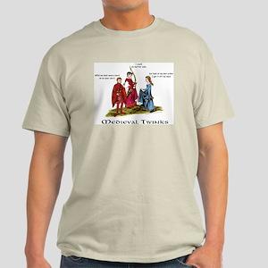 Medieval Twinks Light T-Shirt