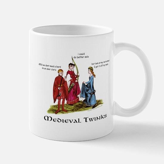Medieval Twinks Mug