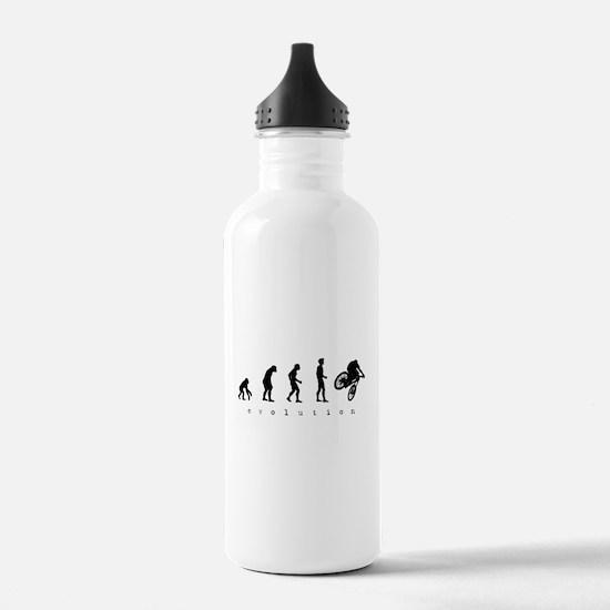 Cute Mountain bike Water Bottle