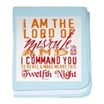 Lord of Misrule/Twelfth Night Infant Blanket