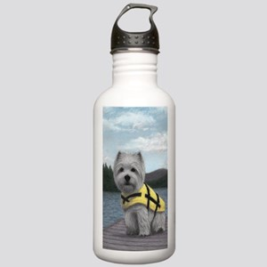 Truman at the Lake Stainless Water Bottle 1.0L